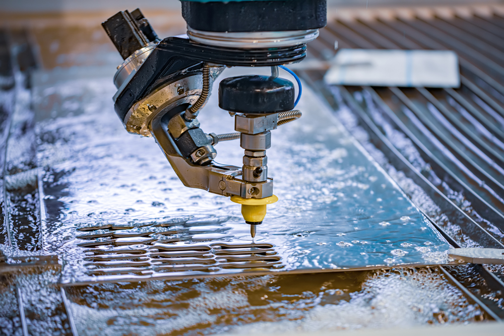 Waterjet Cutting Efficiency: How we keep our prices low, while delivering a quality result